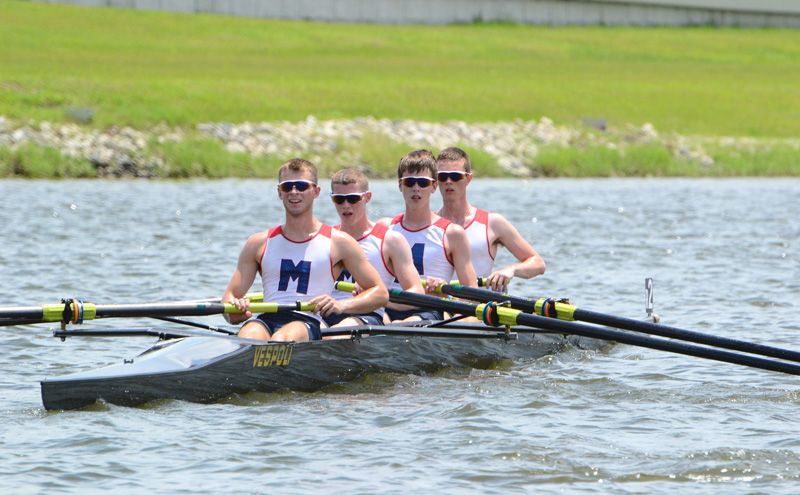 Juniors Princeton National Rowing Association