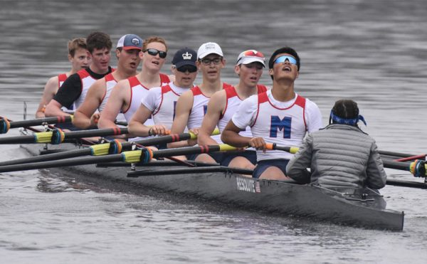 Mercer Junior Rowers Qualify 9 Boats for the National
