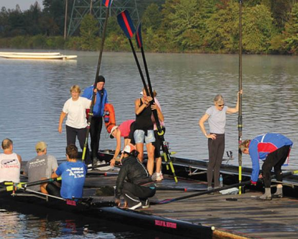 Summer Rowing League – Team Payment